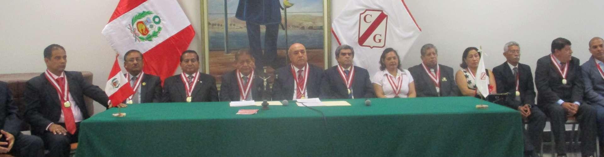 Consejo Directivo y Junta Calificadora 2018 - 2019
